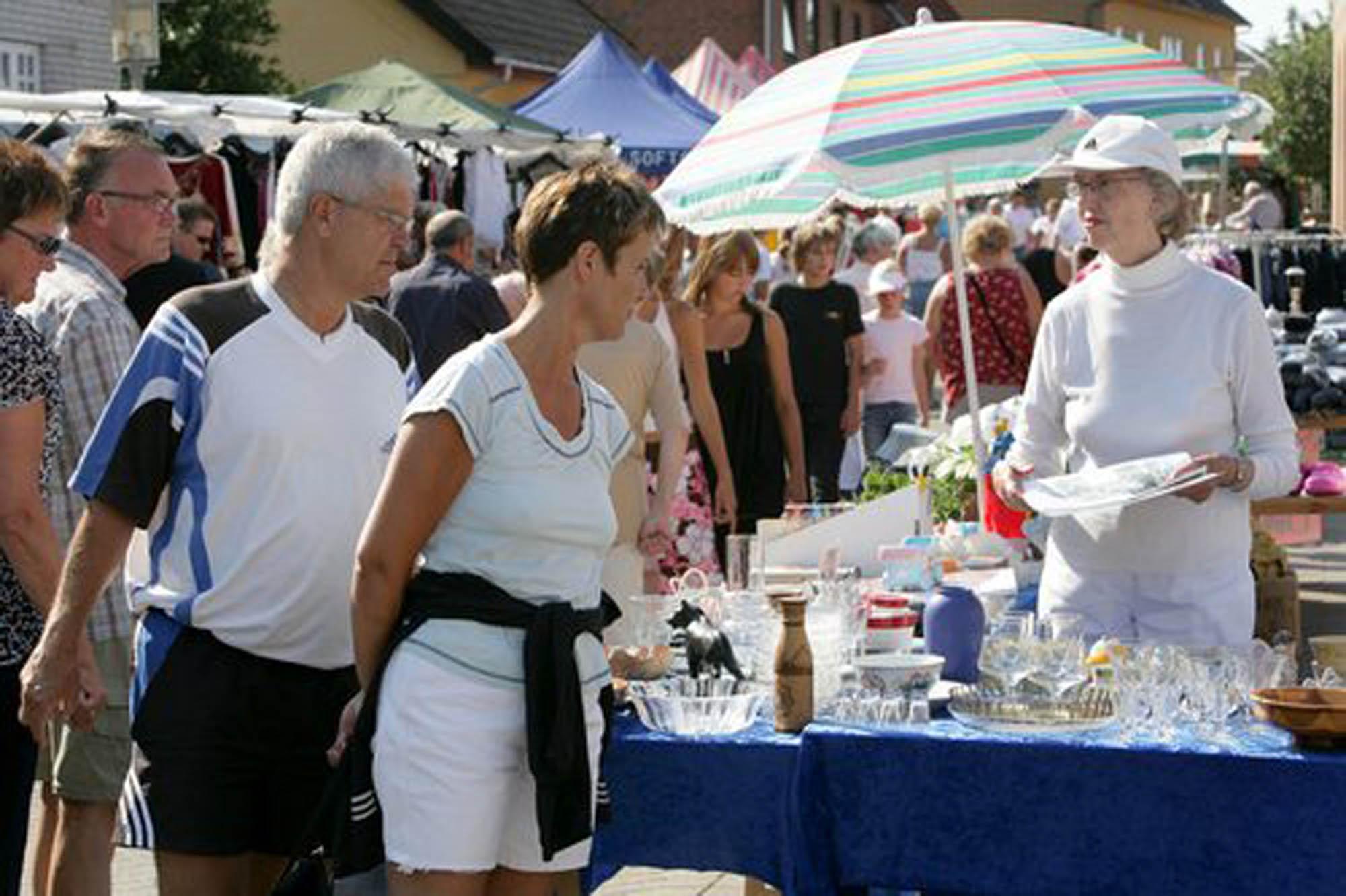 Bagagerumsmarked i Skalborg på lørdag - Min By Aalborg