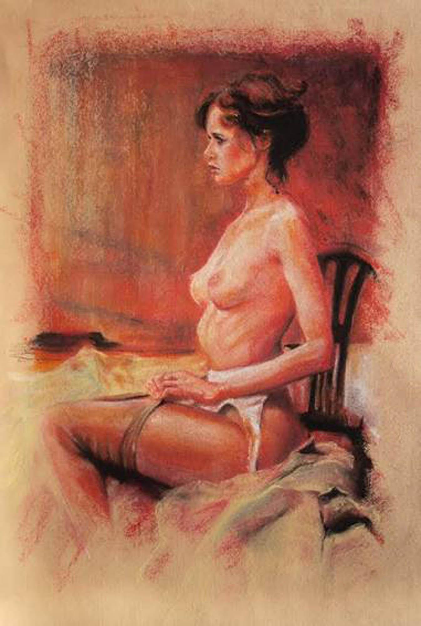 sikker betaling finn erotisk kunst