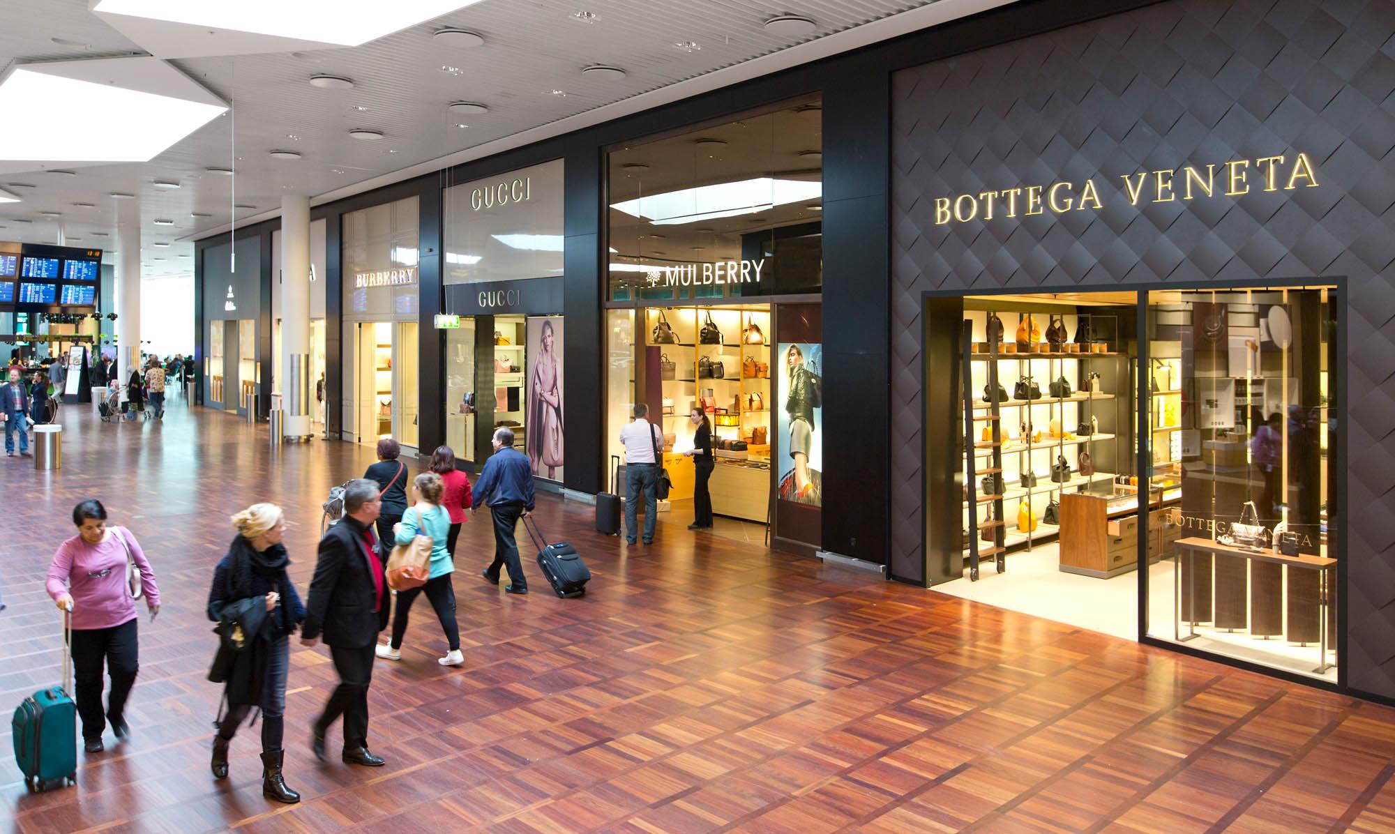 københavn lufthavn butikker